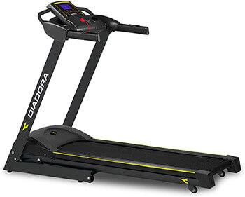 Tapis roulant Diadora Fitness Edge Dark 2.0